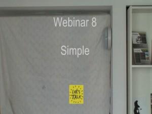 Web Seminar 8 - Simple
